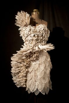 Another one of Carrie Ann Schumacher's Book Dresses ! Pinned from Oxfarm fashion blog.