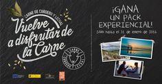 ¿Quieres ganar  uno de los packs experienciales  que sortea @carnecordero? Participa ahora! #CarnedeCordero