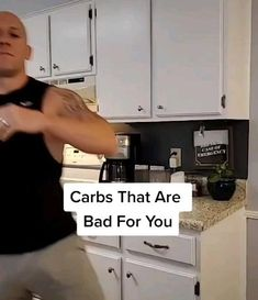 While there are a lot of great carbs there are also a lot of bad carbs that we should avoid. Dumbbell Workout At Home, Biceps Workout, At Home Workouts, Get Bigger Arms, How To Get Bigger, Best Chest Workout, Chest Workouts, Easy Workouts For Beginners, Big Biceps
