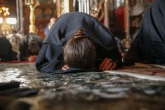 The monasteries of Mount Athos and Meteora held a vigil, united against the coronavirus pandemic praying to the Virgin Mary and to Saint Charalambos the patron saint against epidemics.