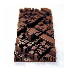 The Inception chocolate bar. Hmmmm.
