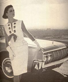 Brabarella's Here and There: Harper's Bazaar, February 1964
