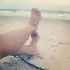 Relaxando!