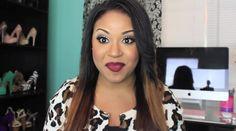 My favorite YouTube beauty Guru @nitraab she does fabulous work andhas great personality ♡