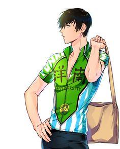 Yowamushi Pedal, Hinata Shouyou, Amazing Drawings, Big Love, Random Stuff, Characters, Manga, Art, Random Things