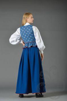Trønderbunad Waist Skirt, High Waisted Skirt, Summer Dresses, Skirts, Fashion, Summer Sundresses, Moda, High Waist Skirt, Sundresses