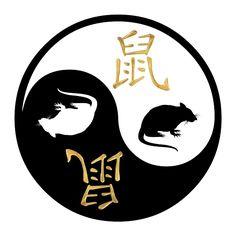 Chinese Rat Tattoo | eemagazine.com