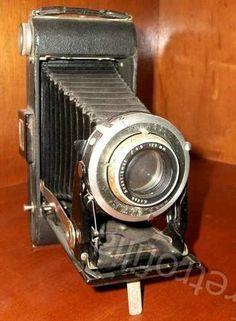 cámara de fotos antigua 1935