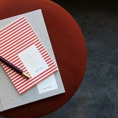 These two notebooks still makes us smile 💌 yay! Happy Monday everyone ❤️ Work Journal, Paper News, Happy Monday, Paper Goods, Office Decor, Notebooks, Smile, Instagram, Notebook