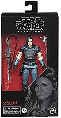 Star Wars The Black Series Cara Dune Toy Scale The Mandalorian Collectible Action Figure, Toys for Kids Ages 4 & Up Star Wars Figurines, Cara Dune, Black Series, Star Wars Art, Mandalorian, Action Figures, Stars, Toy, Artwork