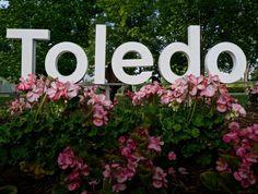 Toledo Museum of Art sign.