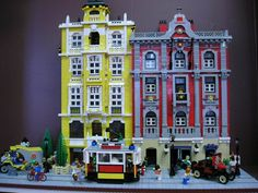 LEGO Municipal Buildings