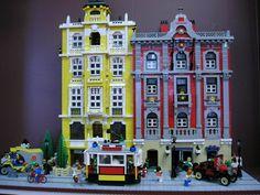 LEGO Municipal Buildings