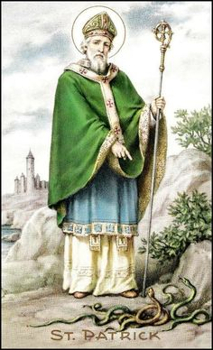 Dear Lord, help all priests to have the purity of heart of St. Patrick. May they be bold interior men. Amen.