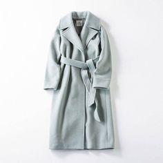 《絶対に失敗しないコートの買い方》ガウンコートさえあれば、スタイルUPも、大人のこなれ感も! 結婚できる正解コーデ - with online - 講談社公式 - | 恋も仕事もわたしらしく With, Work Attire, Personal Style, Winter Fashion, Duster Coat, Jackets, Dress, Winter Fashion Looks, Down Jackets