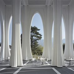 Built by Smolenicky & Partner Architecture in Bad Ragaz, Switzerland with date 2009. Images by Walter Mair. COMPETITION   The project for the Tamina thermal baths is the result of a two-stage competition from 2003. The aim of...