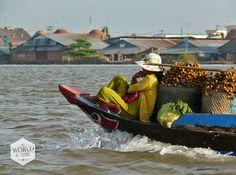 Op eigen houtje 'all-exclusive' door de Mekong delta in Vietnam reizen: inspirerende reisverhalen en tips vind je op http://www.myworldisyours.nl/places/vietnam