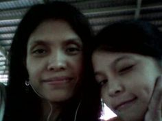 me with my daughter Janelle