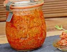 Rotes Pesto selbstgemacht - Powered by @ultimaterecipe