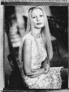 "https://flic.kr/p/xhjwfS | Voge Italia ""Des Petites Jolies Robes"" Marzo 1995 | Kirsty Hume"