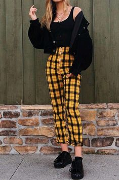 Young&Fab hipster looks vintage femininos, roupas vintage femininas, lo Edgy Outfits, Retro Outfits, Cute Casual Outfits, Fall Outfits, Vintage Outfits, Summer Outfits, Edgy School Outfits, Cute Grunge Outfits, Moda Outfits
