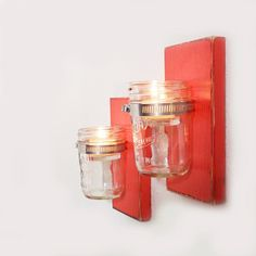 Hey, I found this really awesome Etsy listing at https://www.etsy.com/listing/126584355/sale-cottage-chic-wall-candle-sconces