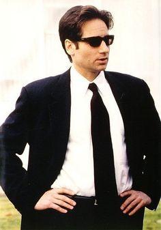 Fox Mulder, el mas grande lejos.