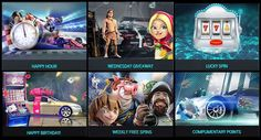 There's More Than Free Spins in Bonuses For the Taking at #DriftCasino