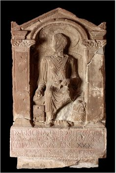 Tombstone of Regina (stone) History Images, Art History, Roman Britain, Great North, Palmyra, Great Days Out, Ancient Rome, Archaeology, Lion Sculpture