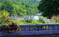 Lake Lure Flowering Bridge in North Carolina