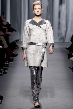 Chanel Spring 2011 Couture Fashion Show - Kasia Struss (Women)
