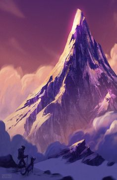 The Art Of Animation, Yuhki Demers - http://yuhkidemers.tumblr.com -...