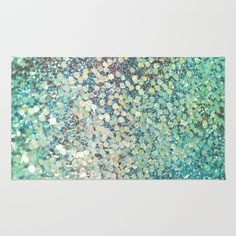 Mermaid Scale Rug. This is a miniature for an actual doll's house so, even though it kinda suits this board's name, I'd like one a lil bigger tanks.