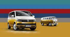 Der VW Bulli feiert Geburtstag, die VW Bulli 70 Jahre Edition steht bereit. Moderne trifft eine Legende, mehr Details zum Bulli im Video. #Legende #VWBulli #Multivan #Kleinbus #70Jahre #Jubiläum #Reklame #Ad