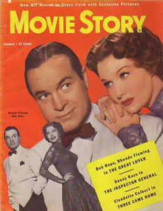 The Great Lover Bob Hope with Rhonda Fleming