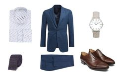 How to Wear a Suit on Sunday  | GQ