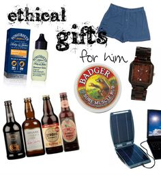 By the Porchlight: Guilt-free shopping - Buy ethical gifts this year!