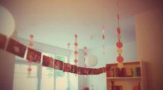 Handmade Birthday Decoration: 1st Birthday
