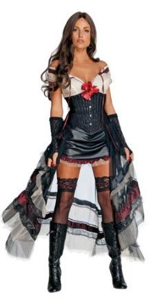 Jonah Hex Secret Wishes Lilah Adult Costume - This sexy womans costume is hot and ready for Halloween Night! Playful , spunky, daring and exciting, this sexy costume will make you the envy of party night! http://www.worldofadultcostumes.com/Sexy-Costumes.html #womanshalloweencostume #sexy halloween costume #prettyholidaycostume