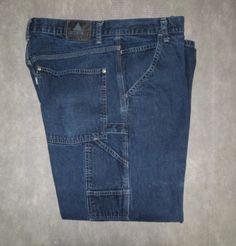 Levis Silvertab Men's Carpenter Denim Jeans Pants 33x30. Excellent Condition #Levis #Carpenter