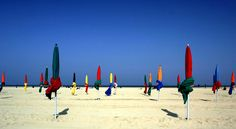 Deauville (FR) plage by ~Timexo on deviantART