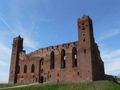 Castle Radzyń Chełmiński, Poland