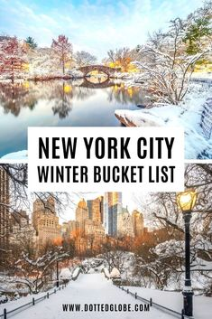 Are you looking for the best things to do in New York during the winter? NYC in winter has many indoor attractions Holi. Indoor Attractions, New York Attractions, New York Winter, Winter In Nyc, Usa Travel Guide, Travel Usa, Travel Tips, New York Travel Guide, Italy Travel