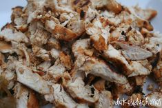Best Chicken Fajita Marinade Recipe | ... recipe is really good }, sauteed jalapenos, shredded cheese, and