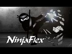 NinjaFlex - A Cutting-Edge Flexible Filament for Printing 3d Filament, 3d Printer Filament, Flexibility, 3 D, 3d Printing, Batman, Superhero, Projects, Prints
