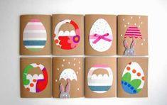 Biglietti di Pasqua fai da te - Biglietti di auguri creativi
