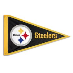 Pittsburgh Steelers NFL Giant Pennant