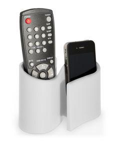 Grey rubber wraparound gadget tidy Sale - j-me Sale