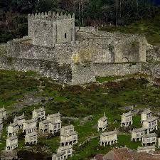 castelo Lindoso, Ponte da Barca, northerren #Portugal