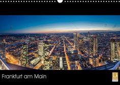 Frankfurt am Main - CALVENDO Kalender von Peter Eberhardt - #calvendo #calvendogold #kalender #fotografie #frankfurt #hessen